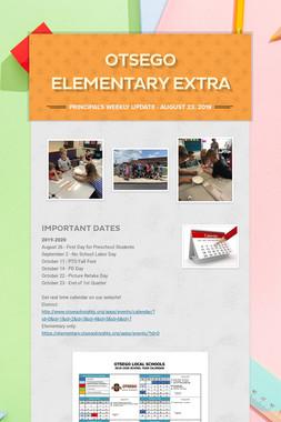 Otsego Elementary Extra