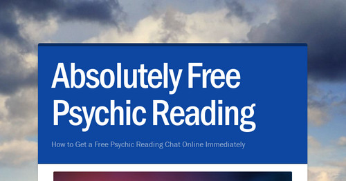 Absolutely Free Psychic Reading | Smore Newsletters for Business