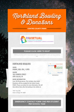 Northland Bowling & Donations