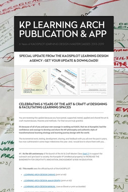 KP LEARNING ARCH PUBLICATION & APP