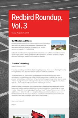 Redbird Roundup, Vol. 3