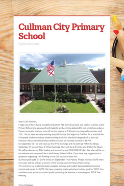 Cullman City Primary School