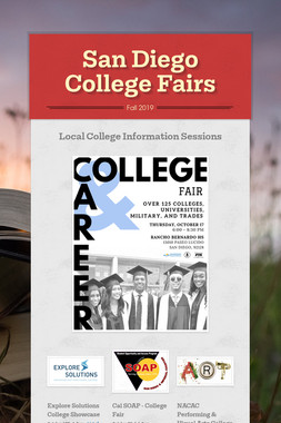 San Diego College Fairs