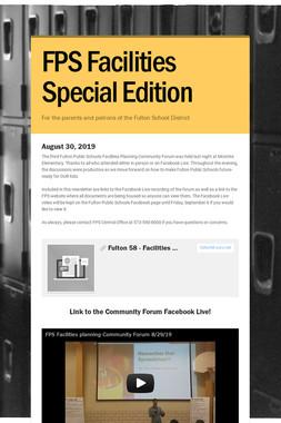 FPS Facilities Special Edition
