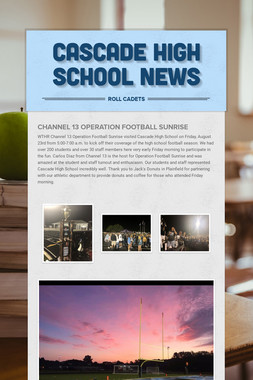 Cascade High School News