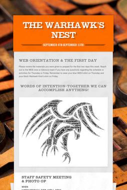 The Warhawk's Nest