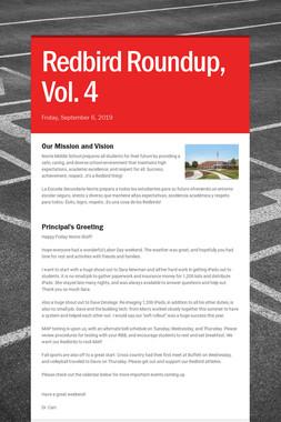 Redbird Roundup, Vol. 4