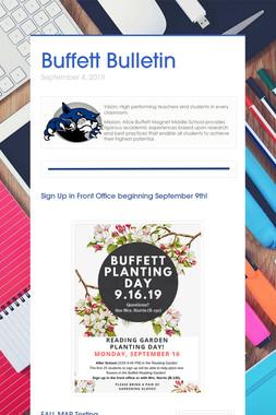 Buffett Bulletin