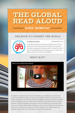 THE GLOBAL READ ALOUD