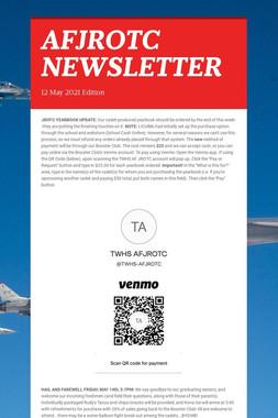 AFJROTC NEWSLETTER
