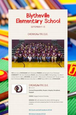 Blytheville Elementary School