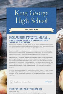 King George High School