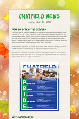 Chatfield News