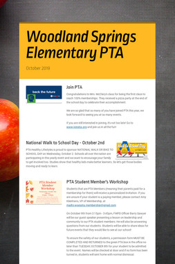 Woodland Springs Elementary PTA