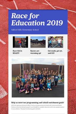 Race for Education 2019