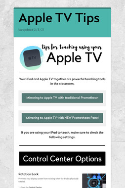 Tech Tips #7.08