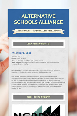 Alternative Schools Alliance