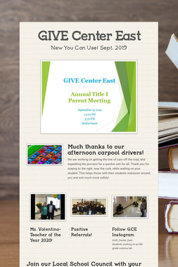 GIVE Center East