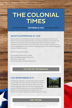 The Colonial Times