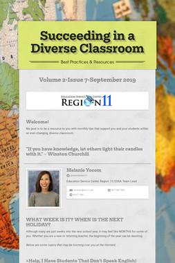 Succeeding in a Diverse Classroom