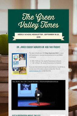 The Green Valley Times