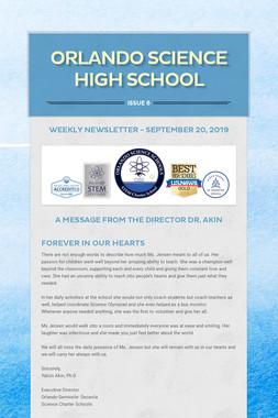 Orlando Science High School