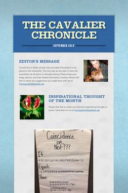 THE CAVALIER CHRONICLE