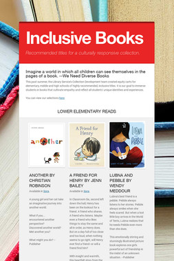 Inclusive Books