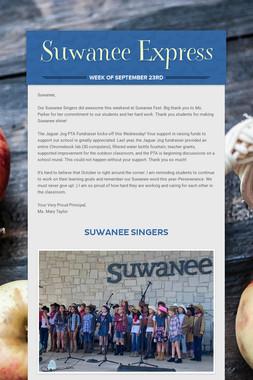 Suwanee Special Edition