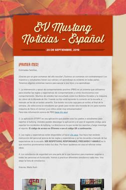 EV Mustang Noticias - Español