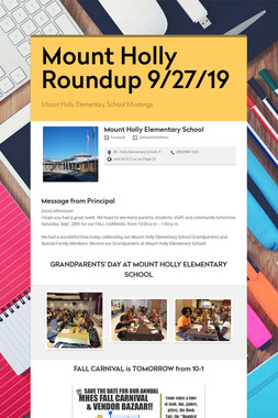 Mount Holly Roundup 9/27/19