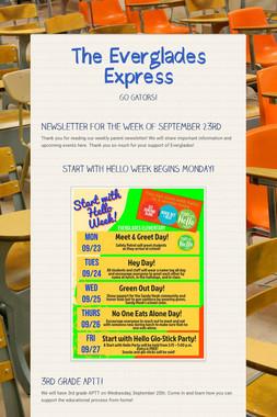 The Everglades Express