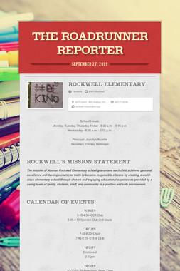 The Roadrunner Reporter