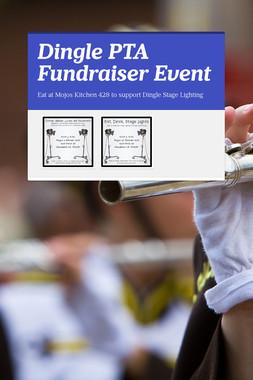 Dingle PTA Fundraiser Event