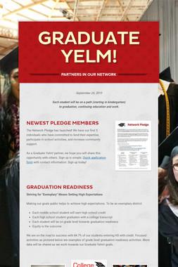 Graduate Yelm!