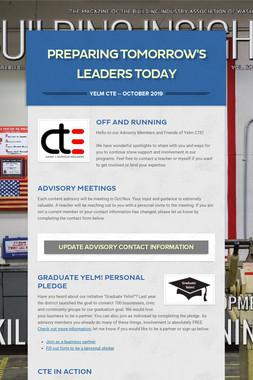 Preparing Tomorrow's Leaders Today