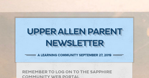 mbgsd sapphire community portal