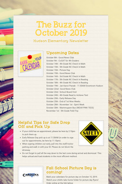 The Buzz for October 2019