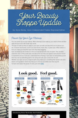 Your Beauty Shoppe Update