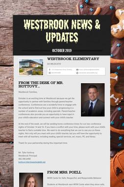 Westbrook News & Updates