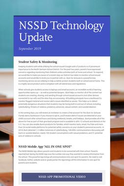 NSSD Technology Update