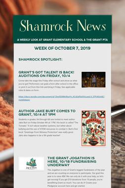 Shamrock News