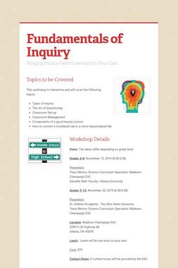 Fundamentals of Inquiry