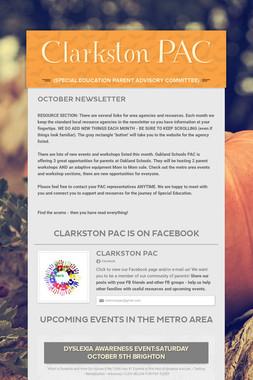 Clarkston PAC