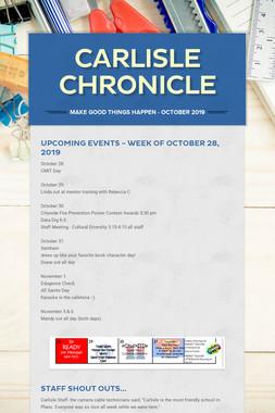 Carlisle Chronicle