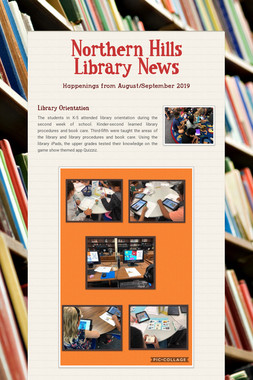 Northern Hills Library News