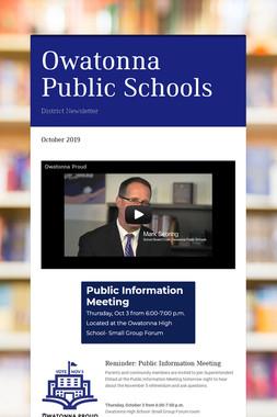 Owatonna Public Schools