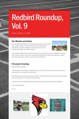Redbird Roundup, Vol. 9