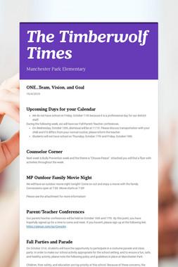 The Timberwolf Times