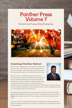 Panther Press Volume 7